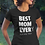 Best Mom Every Now And Then Funny Unisex T-Shirt