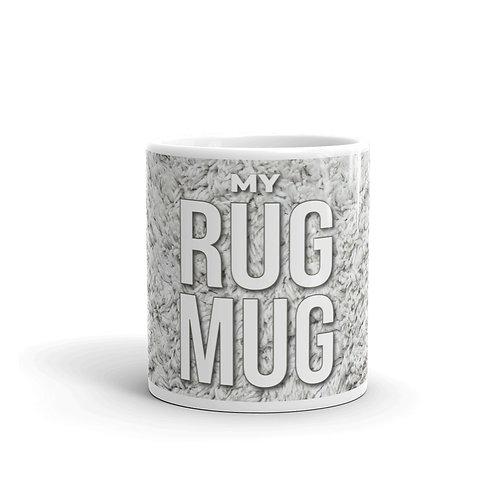 Fun Rug Mug Front View