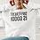 Different Is Good! Funny Unisex Sweatshirt