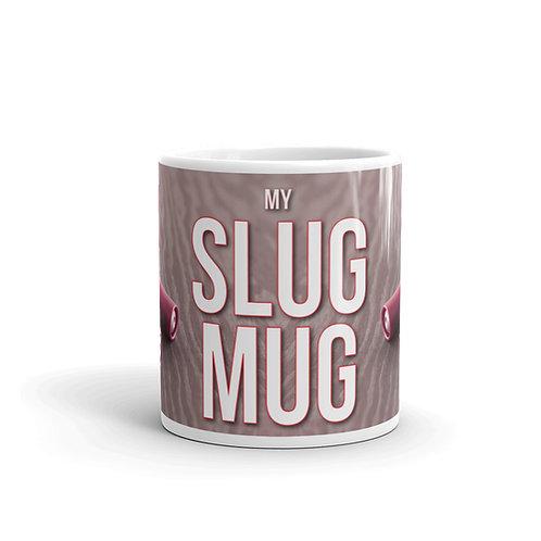My Slug Mug. Mug with shotgun shells on it.
