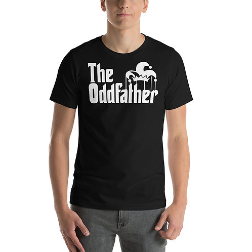 The Odd Father. Funny parody dad t-shirt of The Godfather.