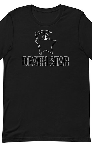 Funny Death Star Unisex T-Shirt