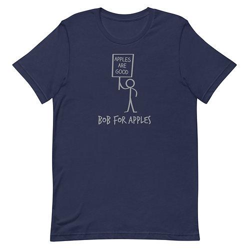 Bob For Apples Funny T-shirt