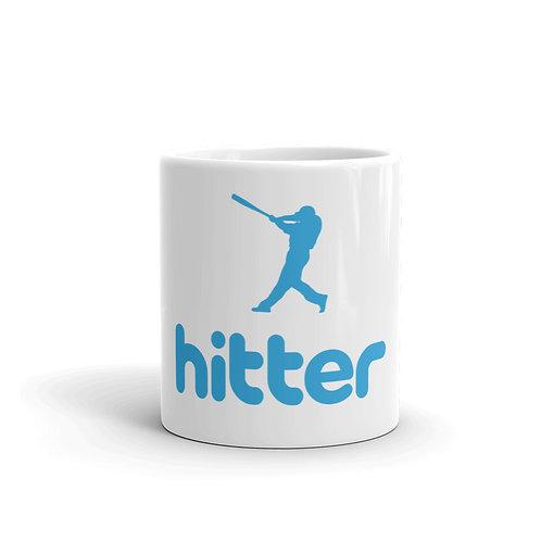 Hitter. Fun Baseball Mug