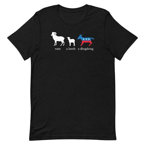 Ramalambadingdong Funny Anti Democrat T-Shirt