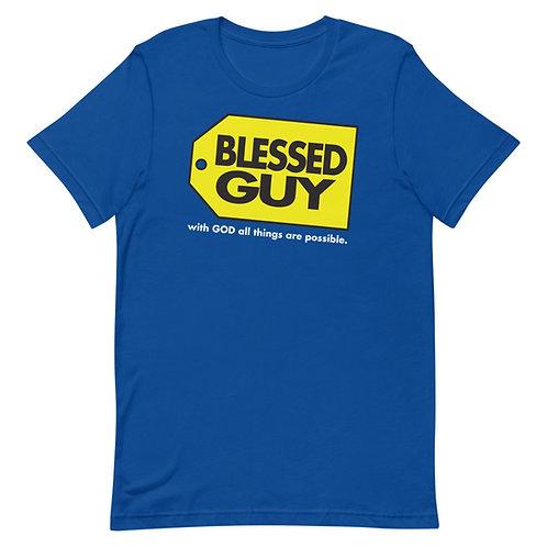 Blessed Guy Fun Parody Christian T-Shirt