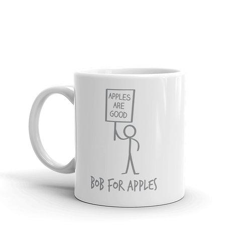 Bob For Apples Funny Mug