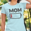 Mom Low Battery Funny Mom Unisex T-Shirt