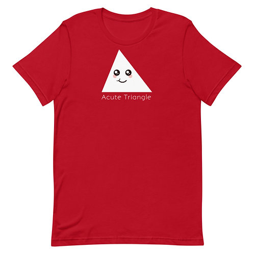 Acute Triangle Funny Math T-Shirt