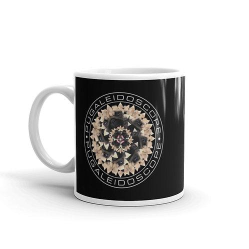 Pugaleidoscope Fun Pug Mug