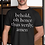Behold Oh Hence Thus Verily Amen Funny Christian T-Shirt