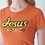Jesus Frees Us. Funny Christian Unisex T-Shirt