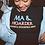 Ma & Hoarder Amass & Stockpile Unit Funny T-Shirt