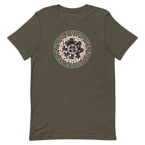 Pugaleidoscope Fun Pug T-Shirt