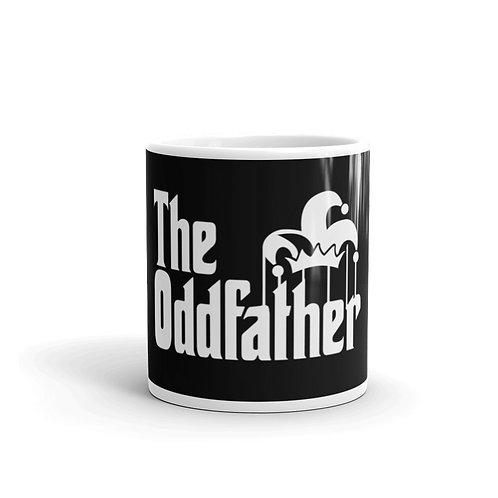 The Odd Father. Funny Dad Mug