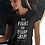Will Fight For Cheap Crap! Funny Black Friday Women's T-shirt