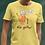 Old Yeller Cartoon Funny Women's T-shirt
