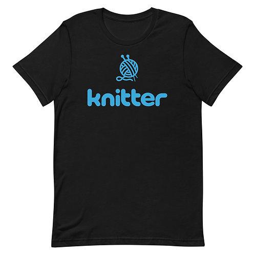 Knitter. Fun Knitting T-Shirt