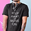 Keep Away and Move On Funny Introvert T-Shirt