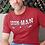 Iron Man Fun Golf T-Shirt