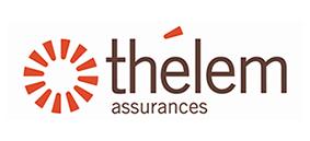 Logo de Thélem Assurances, client de l'agence Édito