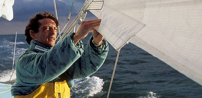 Gerry Roufs a disparu en mer lors du 3e Vendée Globe en 1997
