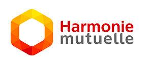 Logo d'Harmonie Mutuelle, client de l'agence Édito