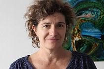 Catherine Arnold, secrétaire de rédaction et maquettiste de l'agence Édito à Nantes