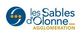 Logo des Sables d'olonne Agglomération, client de l'agenc Édito