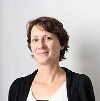 Karine Poulard, rédactrice à l'agence Édito de Nantes