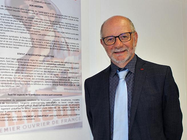 Michel Régereau, syndicaliste