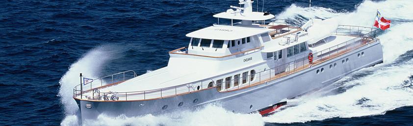 Yacht OKEANIS gamme Ocea Commuter