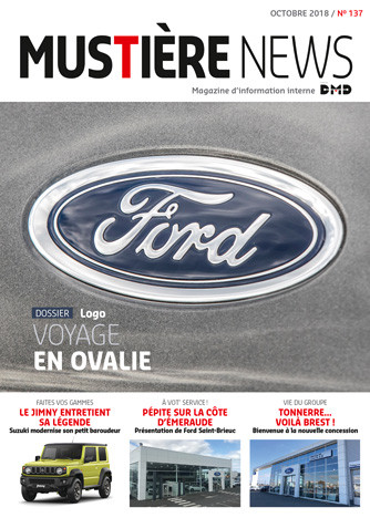 Magazine interne Groupe automobile DMD