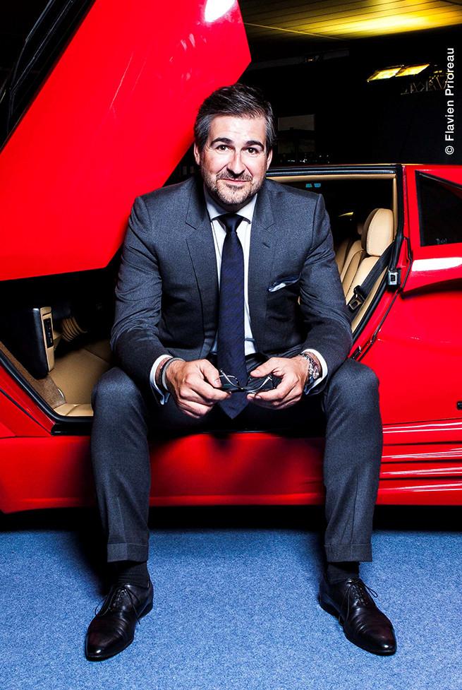 Matthieu Lamour, Artcurial Motorcars