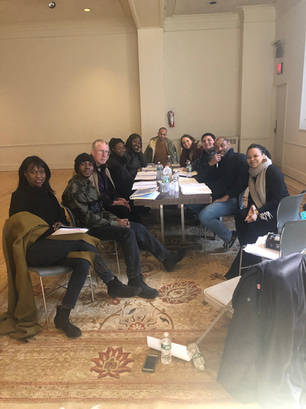 Cast & Crew of the Feb. 24 Reading