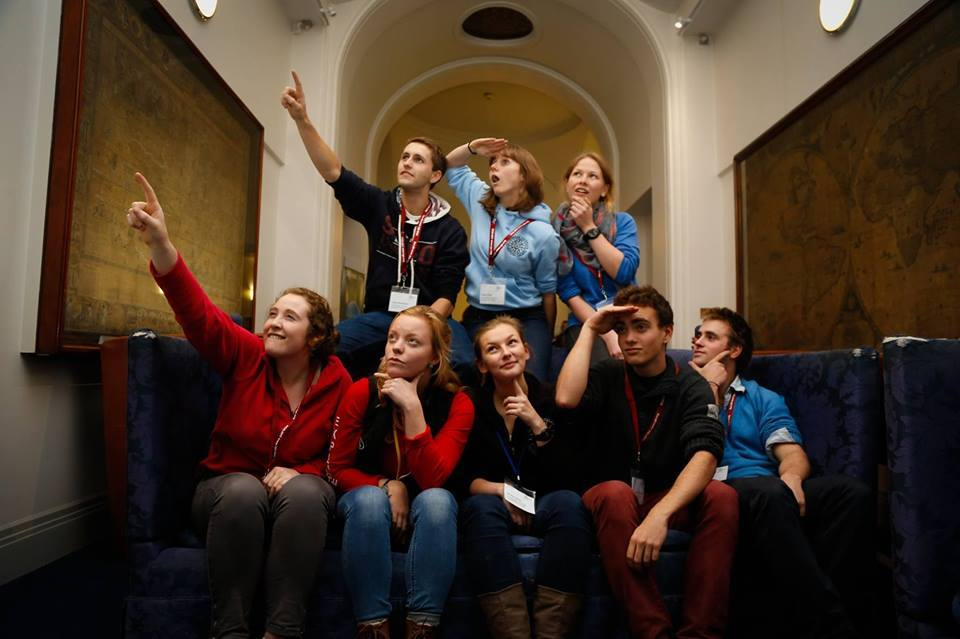 CUEX goes to RGS Explore