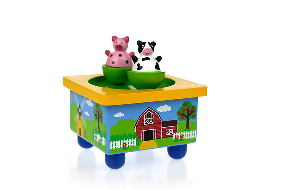 Farm Musical Box