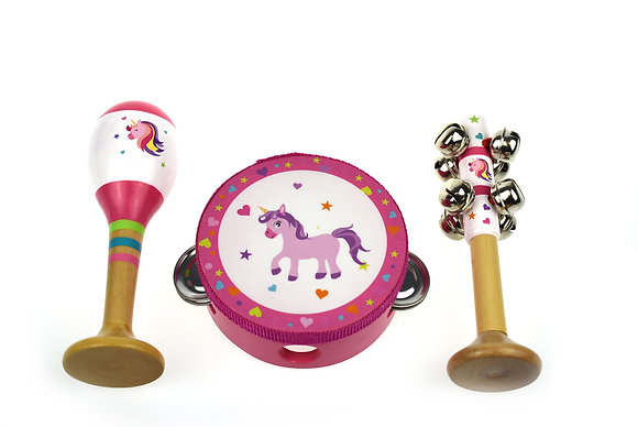 Small Musical Set - Unicorn