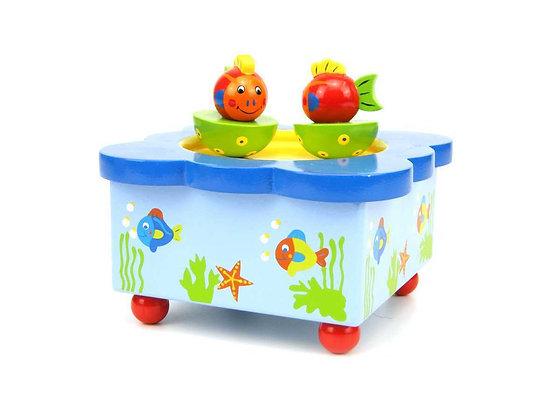 Fish Music Box