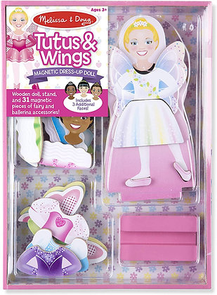 Magnetic Tutus and Wings
