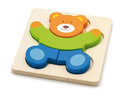 Mini Block Puzzle - Bear