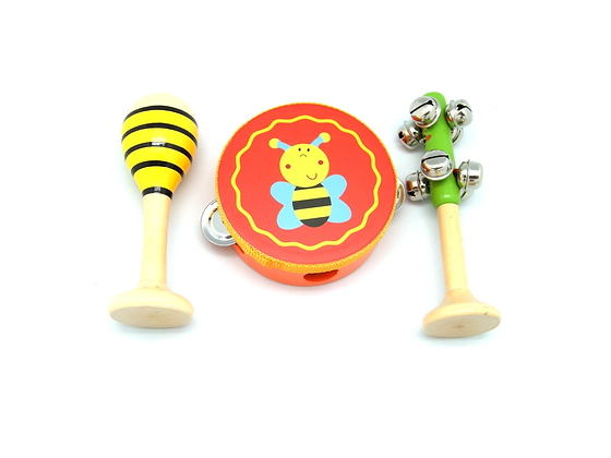Small Musical Set - Bee