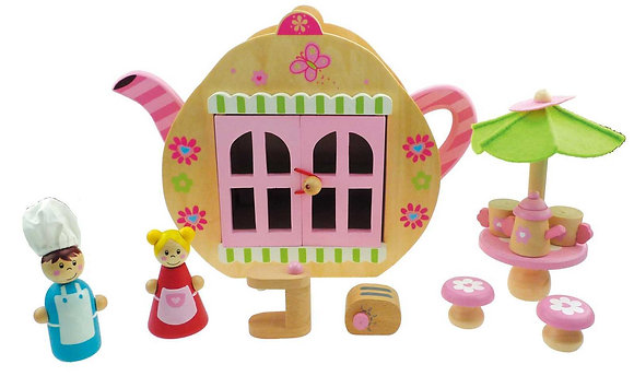 Tea Pot Playset
