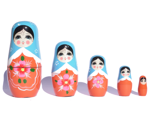 Russian Doll - 3150