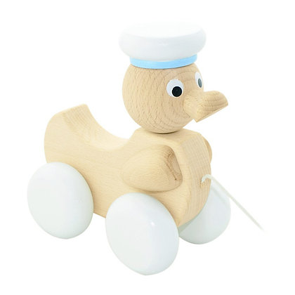 Pull Along Toy Duck