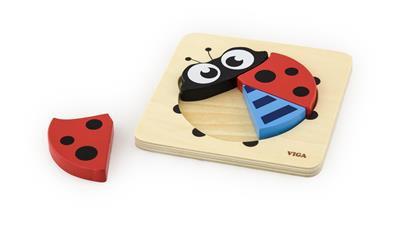 Mini Block Puzzle - Ladybird