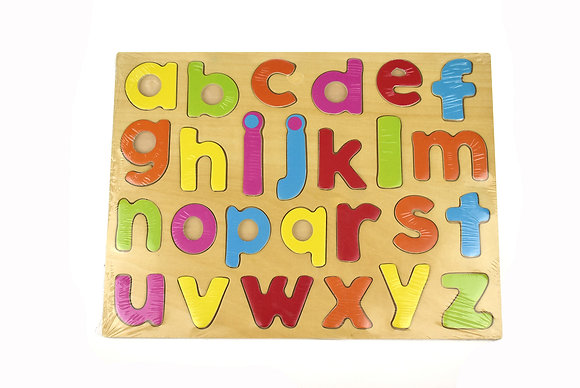 Alphabet Puzzles - Lower Case