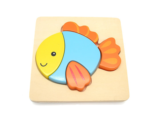 Fish Chunky Puzzle