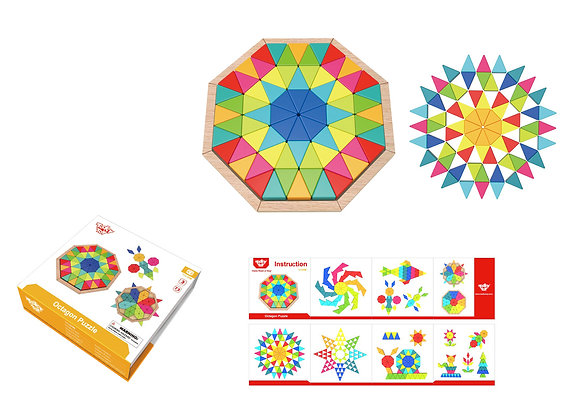 Octagon Puzzle