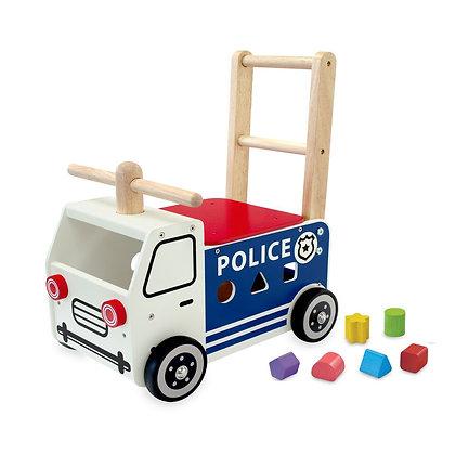 Walk & Ride Police Car Sorter
